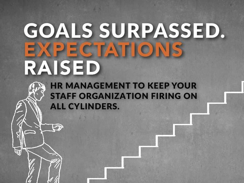 CATMEDIA Human Resource Management Goals surpassed. Expectations raised