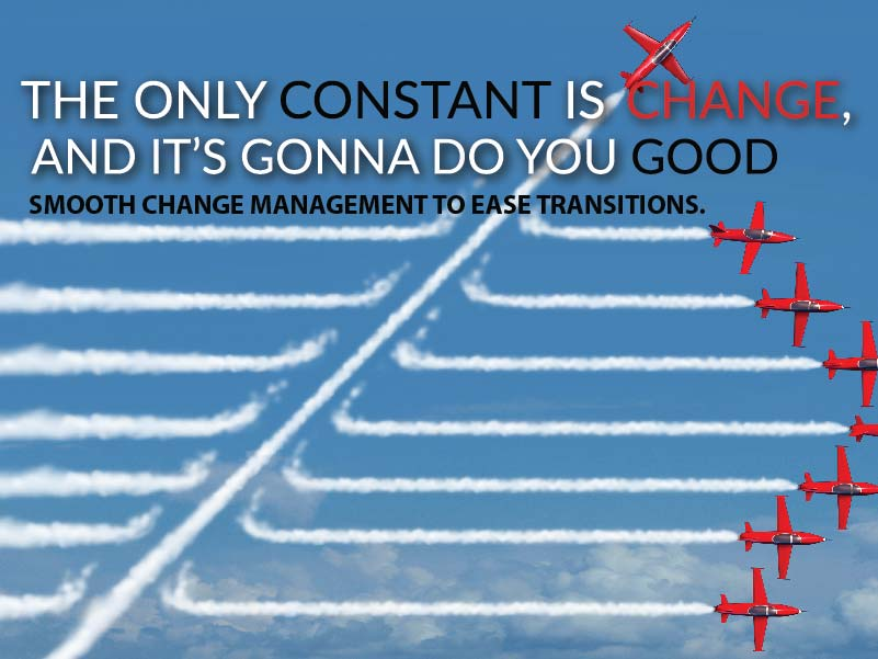 CATMEDIA Change Management The only constant is change