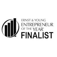 Ernst and Young Entrepreneur of the Year 2016 Finalist logo