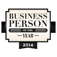 MAC Business Person of the Year Logo